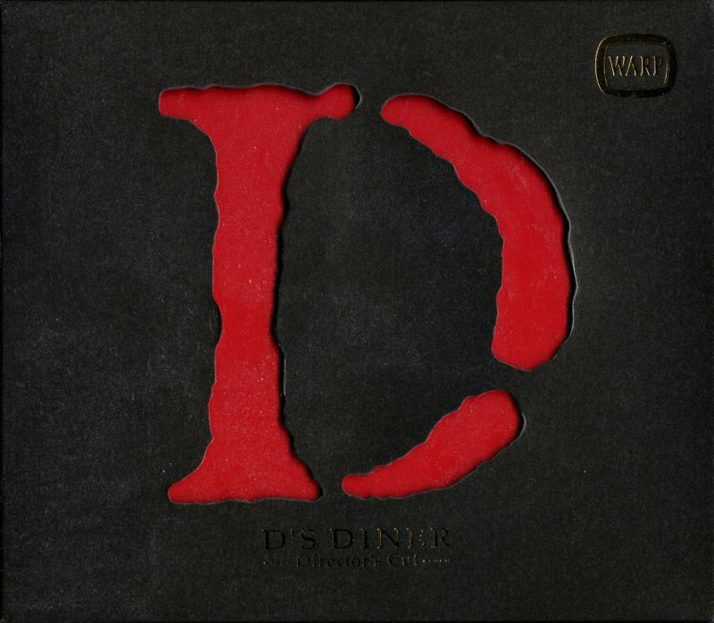 D 3DO Front Cover Director's Cut