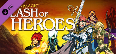Might & Magic: Clash of Heroes - I am the Boss Windows Front Cover