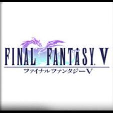 Final Fantasy V PlayStation 3 Front Cover https://store.sonyentertainmentnetwork.com