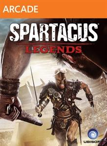 Spartacus Legends Xbox 360 Front Cover