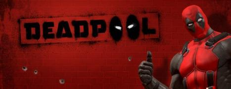Deadpool Windows Front Cover