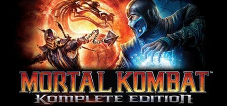 Mortal Kombat: Komplete Edition Windows Front Cover