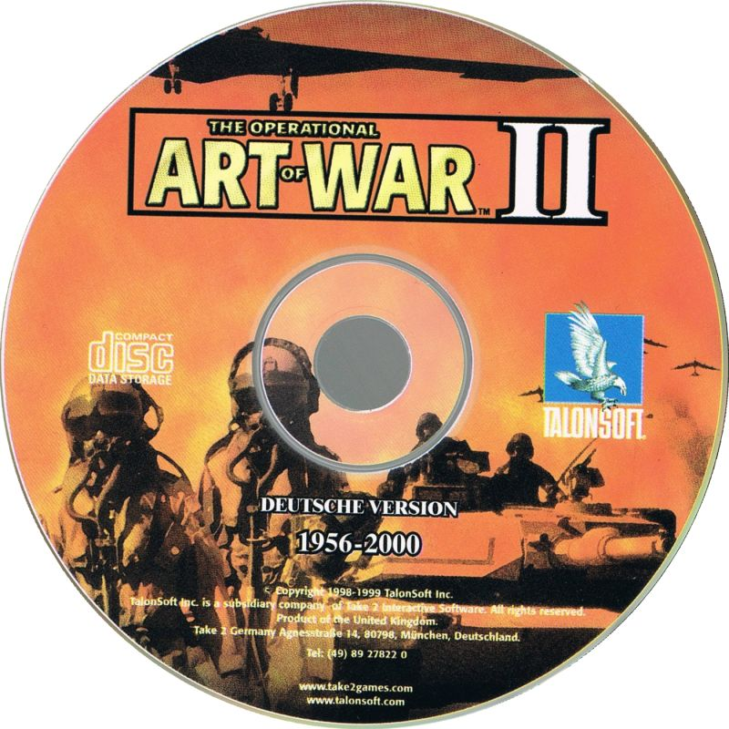 The Operational Art of War II: Modern Battles 1956-2000 Windows Media