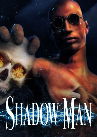 Shadow Man Windows Front Cover