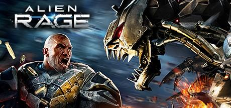 Alien Rage Unlimited Windows Front Cover