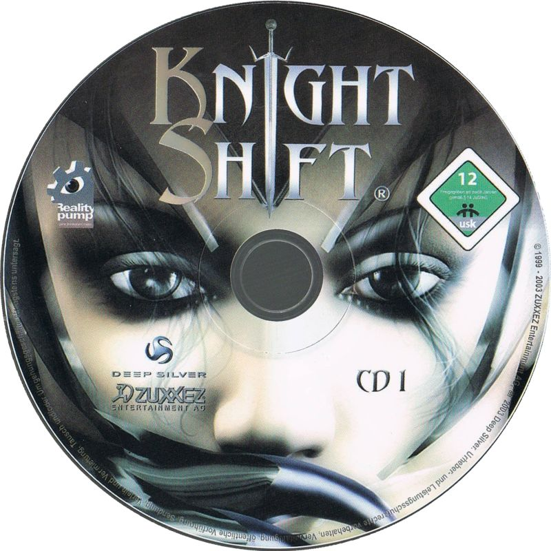 Once Upon a Knight Windows Media Disk 1/2
