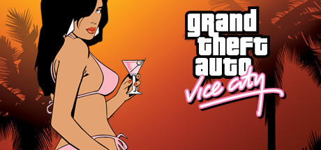 Grand Theft Auto: Vice City Macintosh Front Cover Newer cover version