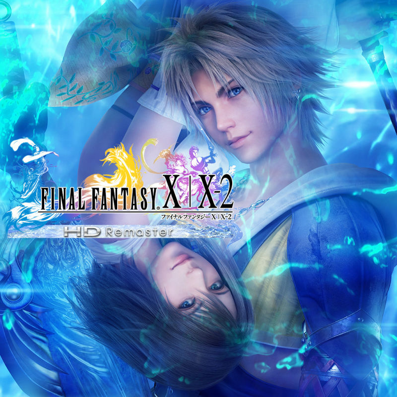 Final Fantasy X   X-2 HD Remaster PlayStation 3 Front Cover