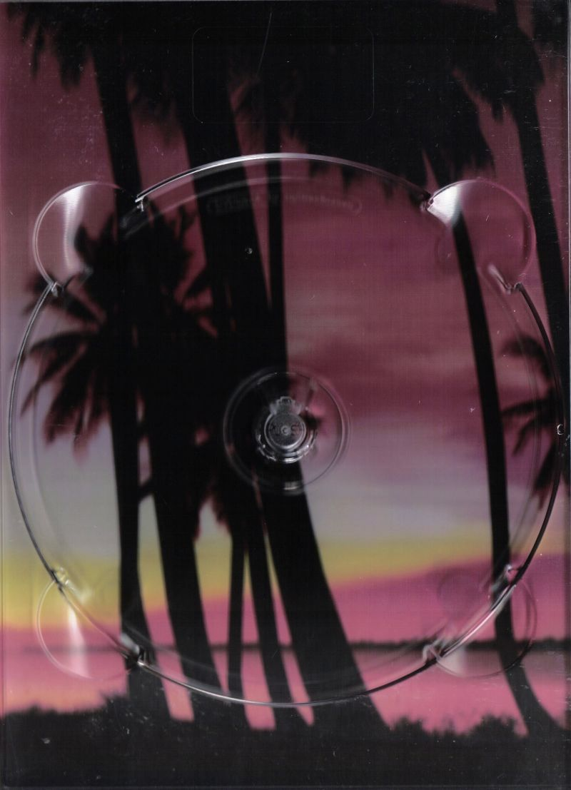 Grand Theft Auto: Vice City Windows Inside Cover Right Flap - Behind Disc 2
