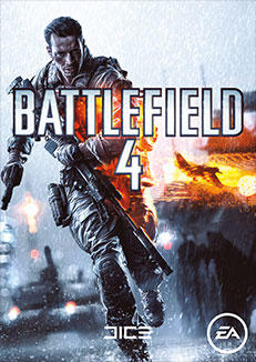 Battlefield 4 Windows Front Cover