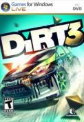 DiRT 3 Windows Front Cover