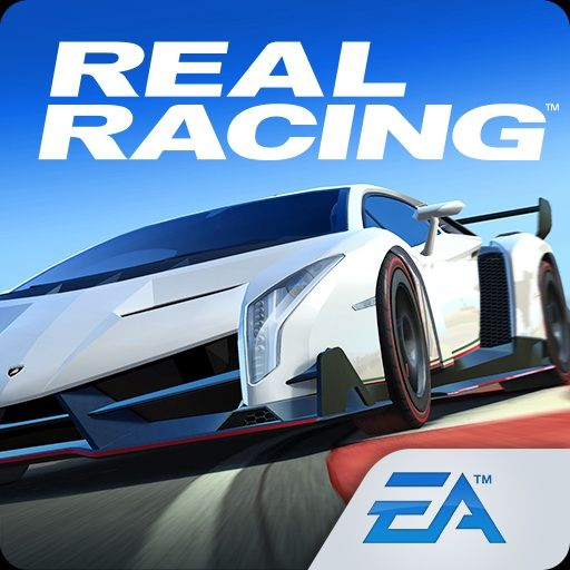 Real Racing 3 Android Front Cover