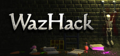 WazHack Linux Front Cover
