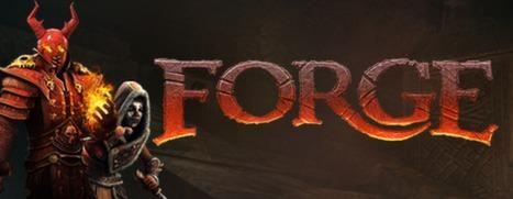 Forge Windows Front Cover