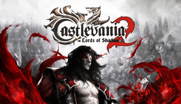 Castlevania: Lords of Shadow 2 Windows Front Cover