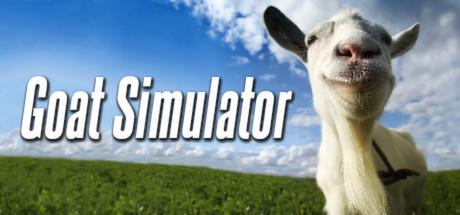 Goat Simulator Linux Front Cover