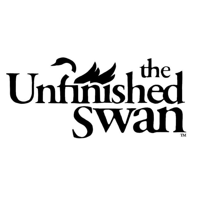The Unfinished Swan PlayStation 3 Front Cover