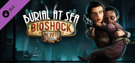 BioShock Infinite: Burial at Sea - Episode Two Macintosh Front Cover