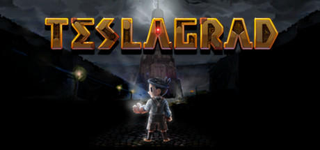 Teslagrad Linux Front Cover