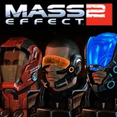 Mass Effect 2: Equalizer Pack PlayStation 3 Front Cover
