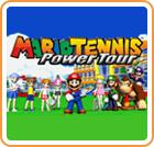 Mario Tennis: Power Tour Wii U Front Cover