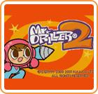 Mr. Driller 2 Wii U Front Cover