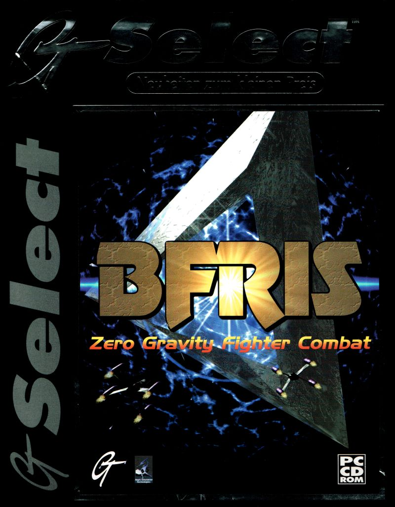 BFRIS Zero Gravity Fighter Combat Linux Front Cover