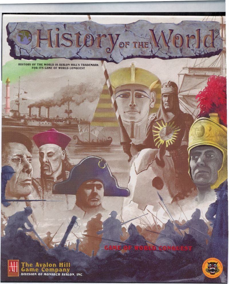 History of the World Windows Front Cover