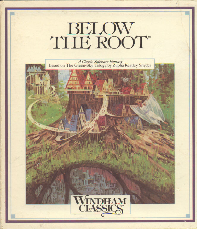 Below the Root PC Booter Front Cover