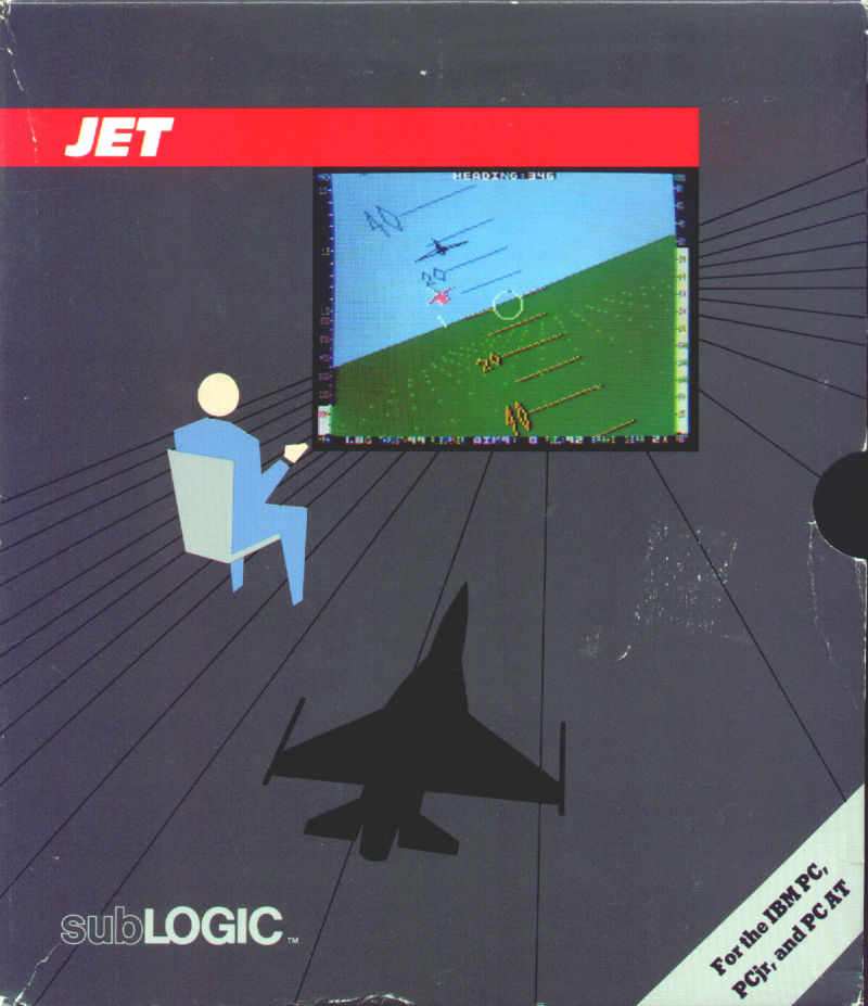 Jet DOS Front Cover