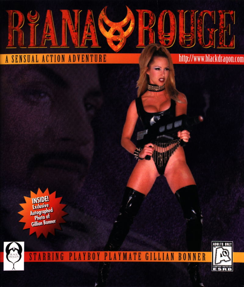 Riana Rouge Windows Front Cover