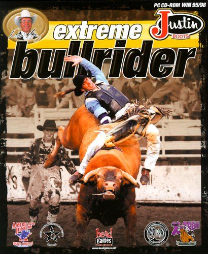 Extreme Bullrider Windows Front Cover
