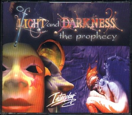 Of Light and Darkness: The Prophecy Windows Other Jewel Case - Front
