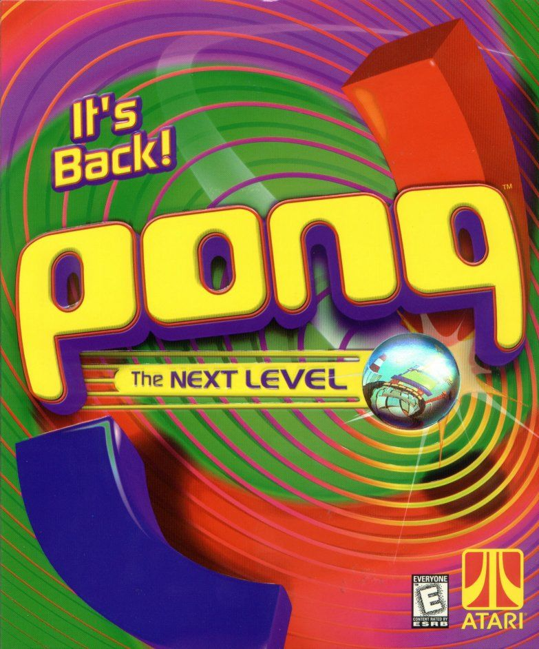 Pong: The Next Level Windows Front Cover