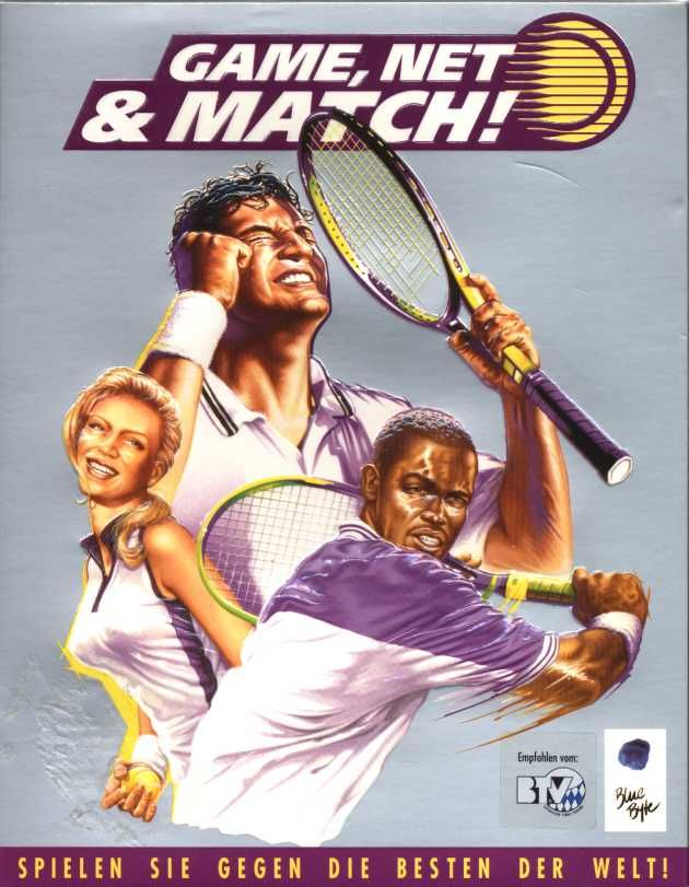 Game, Net & Match! Windows Front Cover