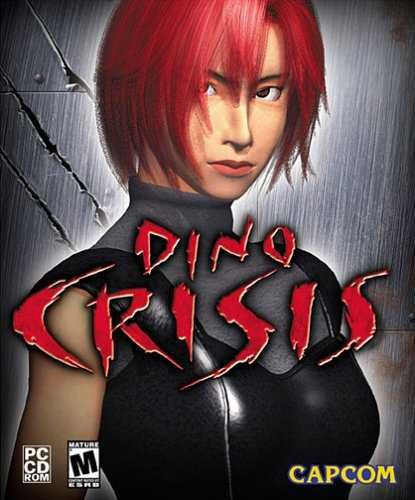 Dino Crisis Windows Front Cover