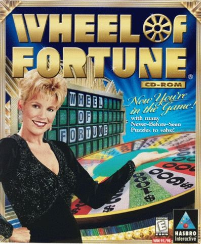 Wheel of Fortune Windows Front Cover