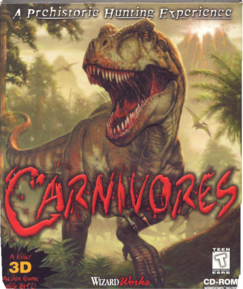 Carnivores Windows Front Cover