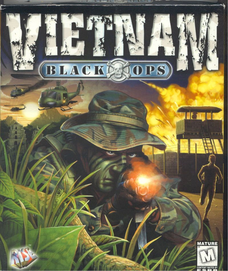 black ops box cover. Vietnam: Black Ops