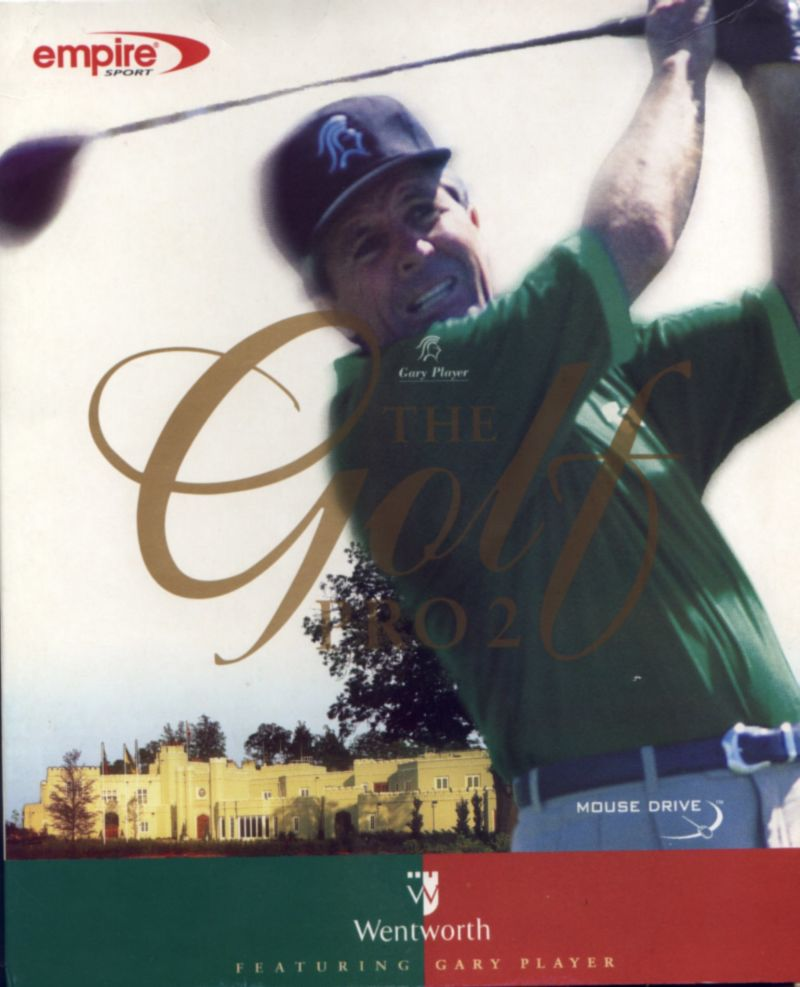 The Golf Pro 2 Windows Front Cover