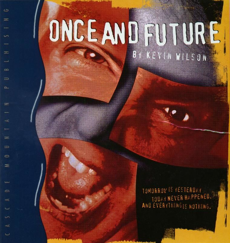 Once and Future DOS Front Cover