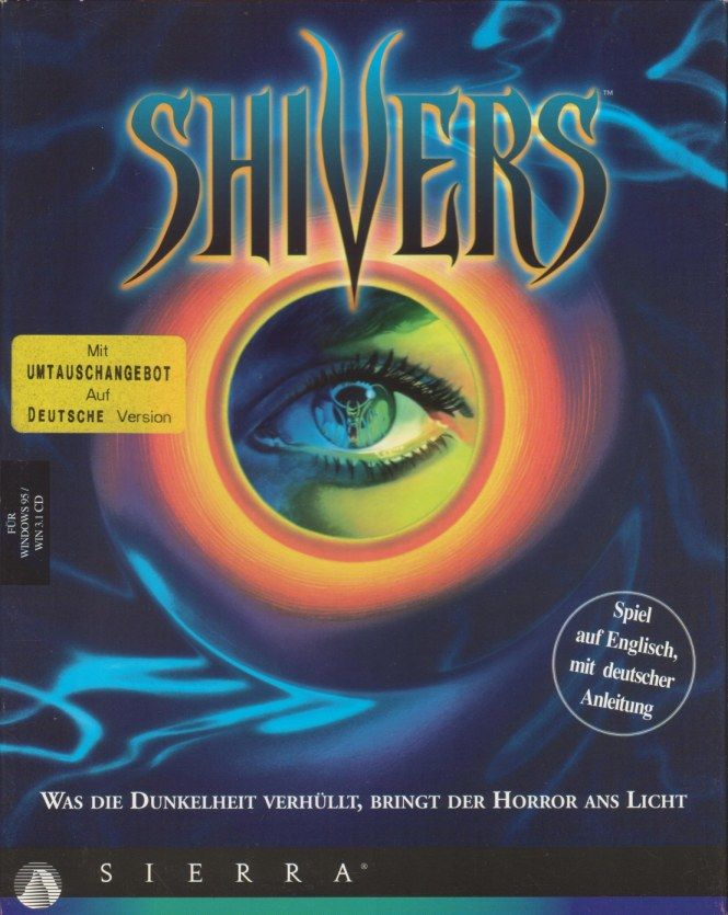 Shivers Windows Front Cover