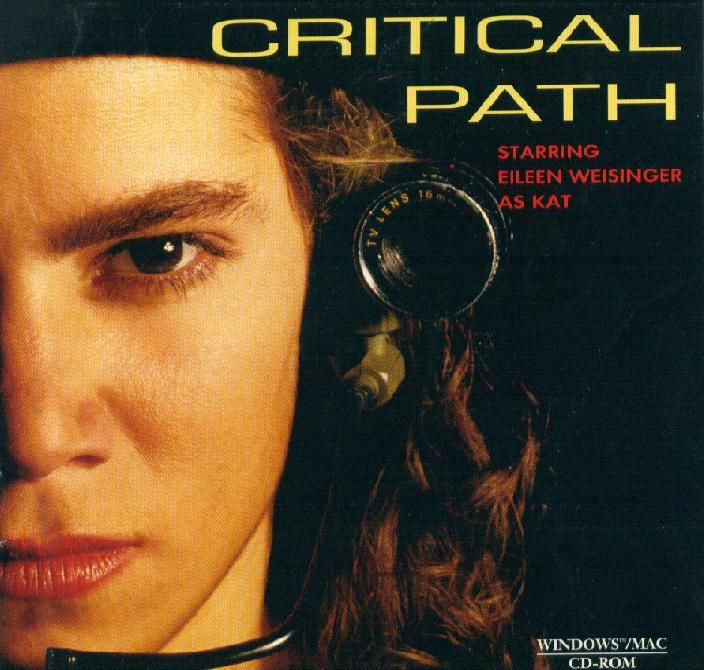 Critical Path Windows 3.x Front Cover