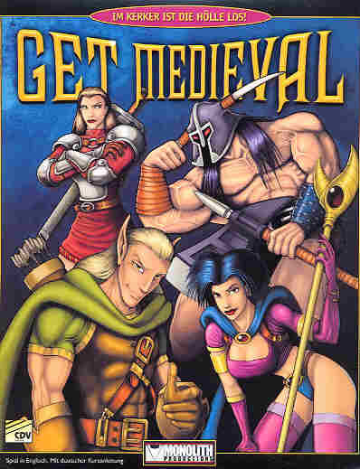 Get Medieval Windows Front Cover
