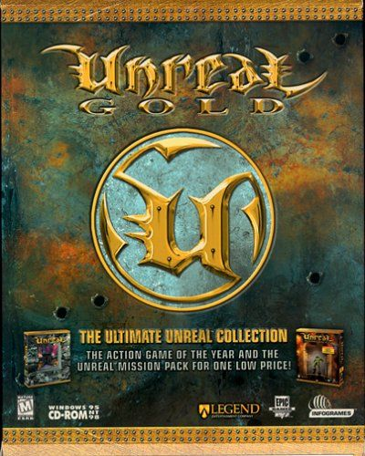 Unreal: Gold Windows Front Cover