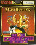 Thai Boxing Amiga Front Cover