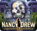 Nancy Drew: Legend of the Crystal Skull Windows Front Cover
