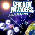 Chicken Invaders: The Next Wave Windows Front Cover
