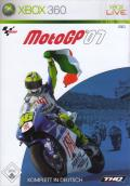 MotoGP '07 Xbox 360 Front Cover