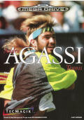 Andre Agassi Tennis Genesis Front Cover
